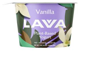 VANILLA PLANT-BASED YOGURT