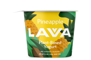 PINEAPPLE PLANT-BASED YOGURT