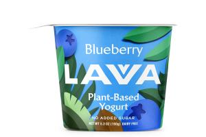 BLUEBERRY PLANT-BASED YOGURT