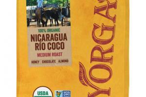 MEDIUM ROAST NICARAGUA RIO COCO 100% ARABICA ORGANIC WHOLE BEAN COFFEE