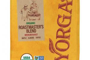 MEDIUM ROAST ROASTMASTER'S BLEND SPECIALTY GRADE WHOLE BEAN COFFEE