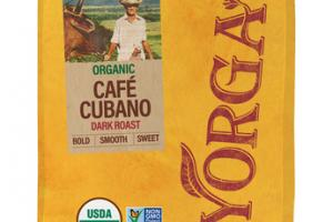 DARK ROAST CAFE CUBANO 100% ARABICA WHOLE BEAN COFFEE