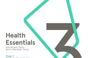 HEALTH ESSENTIALS CONVENIENT DAILY MULTI-NUTRIENT PACKS DIETARY SUPPLEMENT