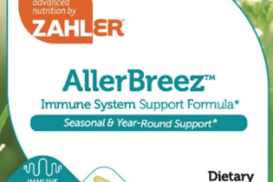 ALLER BREEZ IMMUNE SYSTEM SUPPORT FORMULA DIETARY SUPPLEMENT CAPSULES