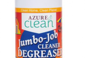 FRAGRANCE-FREE JUMBO-JOB CLEANER DEGREASER