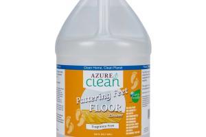 PATTERING FEET FLOOR CLEANER FRAGRANCE FREE