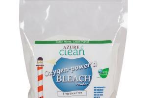 OXYGEN-POWER'D BLEACH POWDER FRAGRANCE FREE