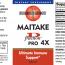 Maitake D Fraction Pro 4x Dietary Supplement