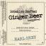 Unfiltered Ginger Beer