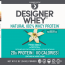 Natural 100% Whey Protein Powder