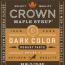 Dark Color Robust Taste