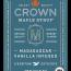Madagascar Vanilla Infused Maple Syrup