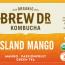ISLAND MANGO PASSIONFRUIT GREEN TEA
