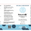 NEUROPROTECTIVE FORMULA BOOST COGNITIVE PERFORMANCE CLINICALLY-RESEARCHED NUTRIENTS