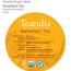 BREAKFAST ORGANIC TEA UNWRAPPED PREMIUM PYRAMIDS