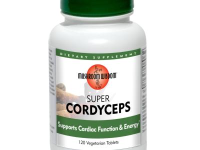 SUPER CORDYCEPS DIETARY SUPPLEMENT VEGETARIAN TABLETS
